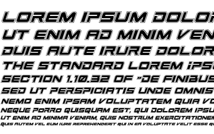 specimens Space Ranger Academy Italic font, sample Space Ranger Academy Italic font, an example of writing Space Ranger Academy Italic font, review Space Ranger Academy Italic font, preview Space Ranger Academy Italic font, Space Ranger Academy Italic font
