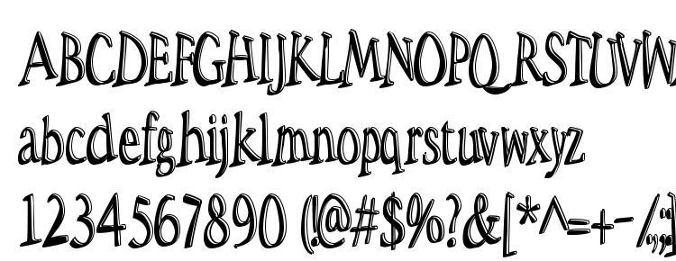 glyphs Space woozies 3d font, сharacters Space woozies 3d font, symbols Space woozies 3d font, character map Space woozies 3d font, preview Space woozies 3d font, abc Space woozies 3d font, Space woozies 3d font