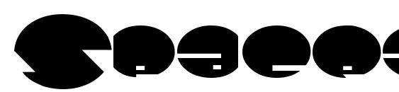 Шрифт Spaceace