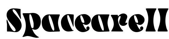 Spacearella Font