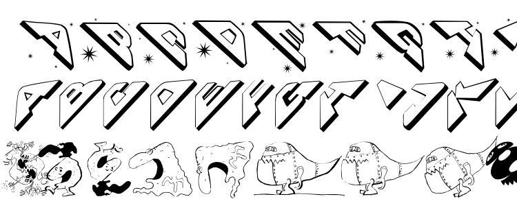 глифы шрифта Spaceattacks, символы шрифта Spaceattacks, символьная карта шрифта Spaceattacks, предварительный просмотр шрифта Spaceattacks, алфавит шрифта Spaceattacks, шрифт Spaceattacks