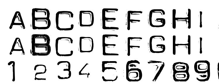 глифы шрифта Spacesuit, символы шрифта Spacesuit, символьная карта шрифта Spacesuit, предварительный просмотр шрифта Spacesuit, алфавит шрифта Spacesuit, шрифт Spacesuit