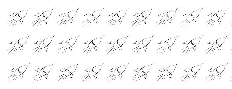 glyphs Spacey JHB font, сharacters Spacey JHB font, symbols Spacey JHB font, character map Spacey JHB font, preview Spacey JHB font, abc Spacey JHB font, Spacey JHB font