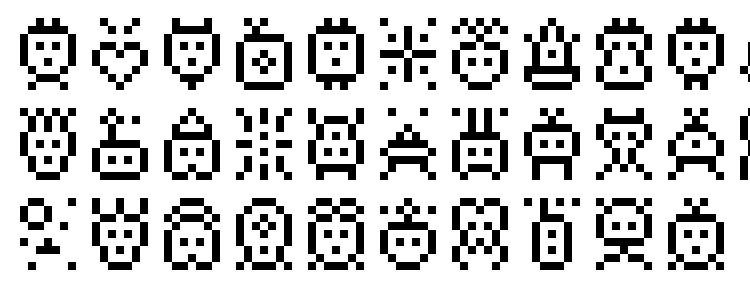 glyphs Spacy stuff font, сharacters Spacy stuff font, symbols Spacy stuff font, character map Spacy stuff font, preview Spacy stuff font, abc Spacy stuff font, Spacy stuff font