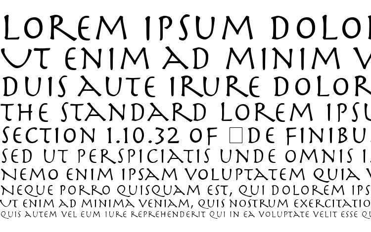 specimens Sparta SSi font, sample Sparta SSi font, an example of writing Sparta SSi font, review Sparta SSi font, preview Sparta SSi font, Sparta SSi font