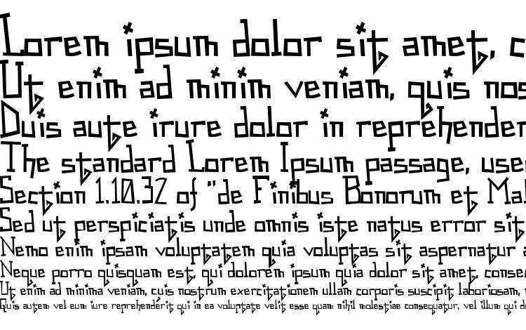 specimens Spastic Nerfbag font, sample Spastic Nerfbag font, an example of writing Spastic Nerfbag font, review Spastic Nerfbag font, preview Spastic Nerfbag font, Spastic Nerfbag font