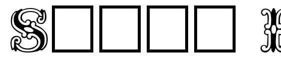 Spatz Plain Font