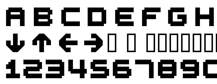 глифы шрифта Spdr02, символы шрифта Spdr02, символьная карта шрифта Spdr02, предварительный просмотр шрифта Spdr02, алфавит шрифта Spdr02, шрифт Spdr02