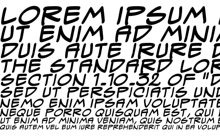 specimens Spectre Verde BB Bold font, sample Spectre Verde BB Bold font, an example of writing Spectre Verde BB Bold font, review Spectre Verde BB Bold font, preview Spectre Verde BB Bold font, Spectre Verde BB Bold font