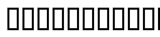 Шрифт Spectrum MT Expert SemiBold