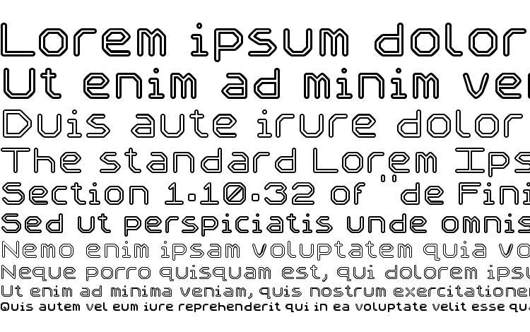 specimens Speculum outline font, sample Speculum outline font, an example of writing Speculum outline font, review Speculum outline font, preview Speculum outline font, Speculum outline font