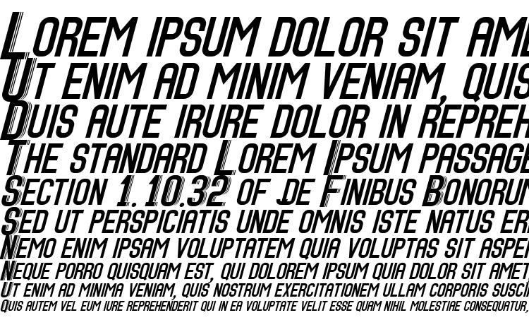 specimens Speed+2 font, sample Speed+2 font, an example of writing Speed+2 font, review Speed+2 font, preview Speed+2 font, Speed+2 font