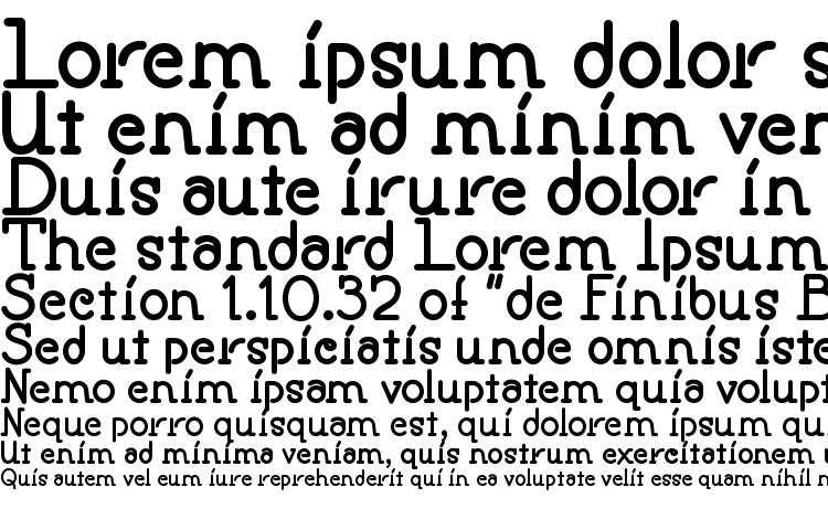 specimens Speedball No1 NF Bold font, sample Speedball No1 NF Bold font, an example of writing Speedball No1 NF Bold font, review Speedball No1 NF Bold font, preview Speedball No1 NF Bold font, Speedball No1 NF Bold font