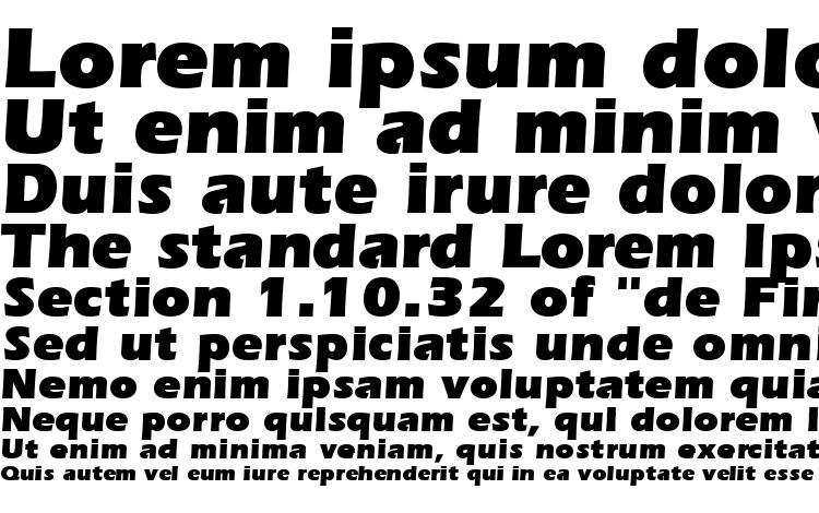 specimens Speedo Ultra SSi Black font, sample Speedo Ultra SSi Black font, an example of writing Speedo Ultra SSi Black font, review Speedo Ultra SSi Black font, preview Speedo Ultra SSi Black font, Speedo Ultra SSi Black font