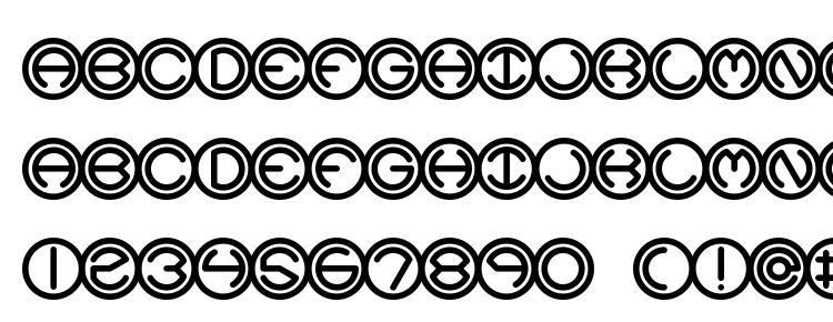 глифы шрифта Spheroids BRK, символы шрифта Spheroids BRK, символьная карта шрифта Spheroids BRK, предварительный просмотр шрифта Spheroids BRK, алфавит шрифта Spheroids BRK, шрифт Spheroids BRK