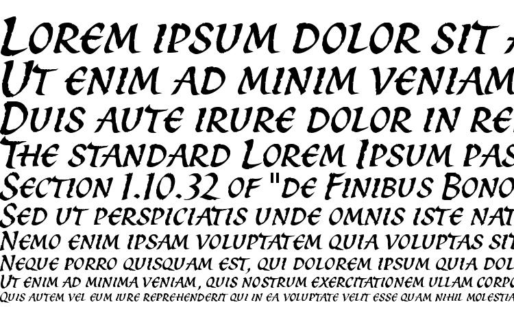 specimens Spirit ITC TT font, sample Spirit ITC TT font, an example of writing Spirit ITC TT font, review Spirit ITC TT font, preview Spirit ITC TT font, Spirit ITC TT font