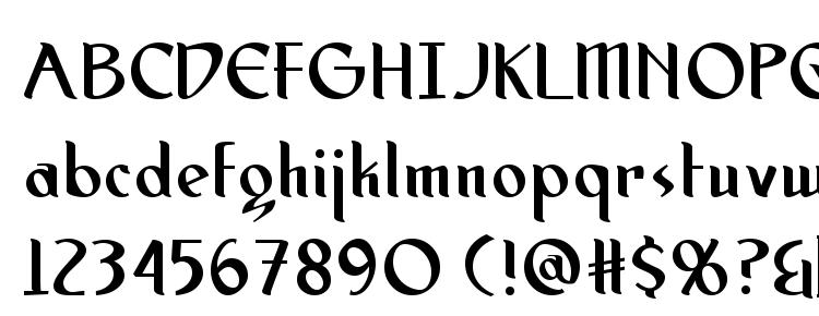 glyphs Spirit Medium font, сharacters Spirit Medium font, symbols Spirit Medium font, character map Spirit Medium font, preview Spirit Medium font, abc Spirit Medium font, Spirit Medium font