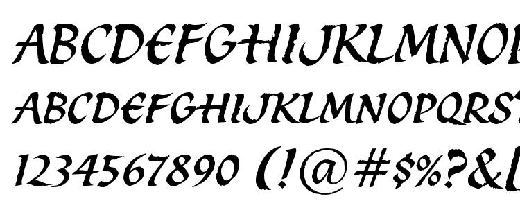 глифы шрифта Spirit SC ITC TT, символы шрифта Spirit SC ITC TT, символьная карта шрифта Spirit SC ITC TT, предварительный просмотр шрифта Spirit SC ITC TT, алфавит шрифта Spirit SC ITC TT, шрифт Spirit SC ITC TT
