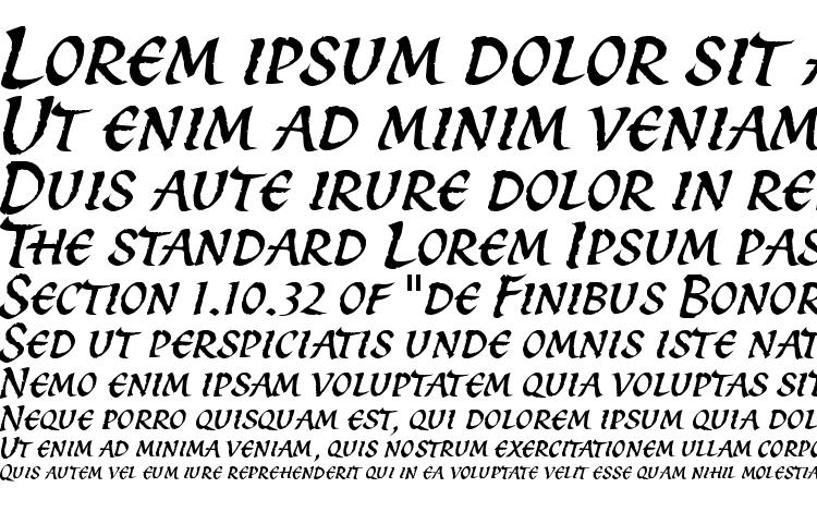 specimens Spirit SC ITC TT font, sample Spirit SC ITC TT font, an example of writing Spirit SC ITC TT font, review Spirit SC ITC TT font, preview Spirit SC ITC TT font, Spirit SC ITC TT font
