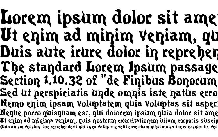 specimens Spirits Regular font, sample Spirits Regular font, an example of writing Spirits Regular font, review Spirits Regular font, preview Spirits Regular font, Spirits Regular font