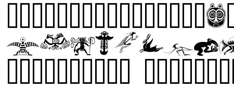glyphs Spirits font, сharacters Spirits font, symbols Spirits font, character map Spirits font, preview Spirits font, abc Spirits font, Spirits font