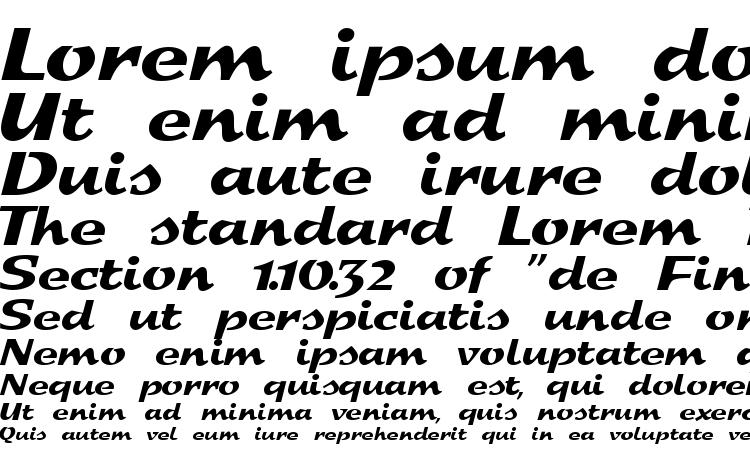 specimens Splash Regular font, sample Splash Regular font, an example of writing Splash Regular font, review Splash Regular font, preview Splash Regular font, Splash Regular font
