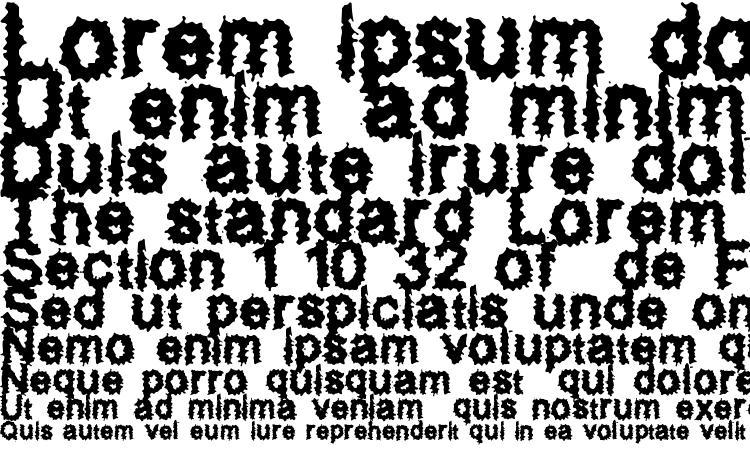 образцы шрифта Splatz BRK, образец шрифта Splatz BRK, пример написания шрифта Splatz BRK, просмотр шрифта Splatz BRK, предосмотр шрифта Splatz BRK, шрифт Splatz BRK
