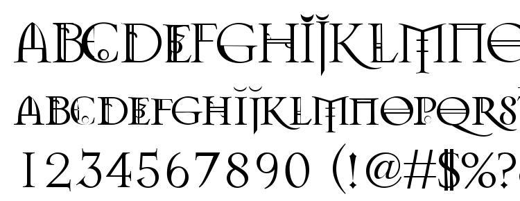 глифы шрифта Splendors, символы шрифта Splendors, символьная карта шрифта Splendors, предварительный просмотр шрифта Splendors, алфавит шрифта Splendors, шрифт Splendors