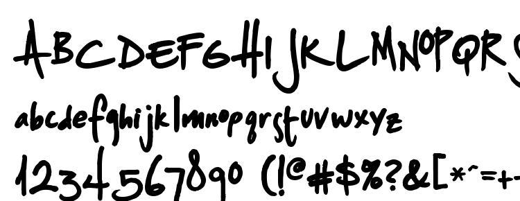 glyphs Splurge Bold font, сharacters Splurge Bold font, symbols Splurge Bold font, character map Splurge Bold font, preview Splurge Bold font, abc Splurge Bold font, Splurge Bold font