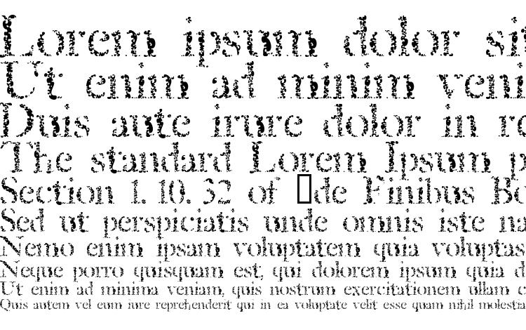 specimens Sponged font, sample Sponged font, an example of writing Sponged font, review Sponged font, preview Sponged font, Sponged font