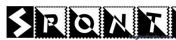 шрифт Spontan Initials, бесплатный шрифт Spontan Initials, предварительный просмотр шрифта Spontan Initials