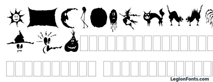 glyphs Spooky Symbols LET Plain.1.0 font, сharacters Spooky Symbols LET Plain.1.0 font, symbols Spooky Symbols LET Plain.1.0 font, character map Spooky Symbols LET Plain.1.0 font, preview Spooky Symbols LET Plain.1.0 font, abc Spooky Symbols LET Plain.1.0 font, Spooky Symbols LET Plain.1.0 font