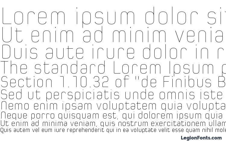 specimens Spoon Hairline font, sample Spoon Hairline font, an example of writing Spoon Hairline font, review Spoon Hairline font, preview Spoon Hairline font, Spoon Hairline font