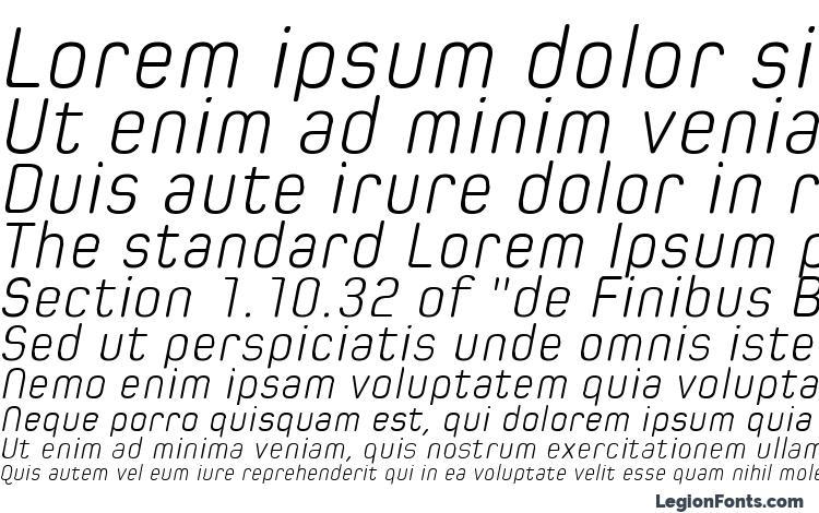 specimens Spoon Light Italic font, sample Spoon Light Italic font, an example of writing Spoon Light Italic font, review Spoon Light Italic font, preview Spoon Light Italic font, Spoon Light Italic font