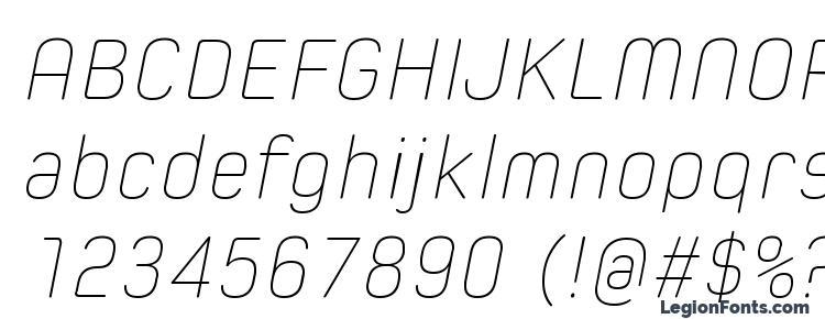 глифы шрифта Spoon Ultra Light Italic, символы шрифта Spoon Ultra Light Italic, символьная карта шрифта Spoon Ultra Light Italic, предварительный просмотр шрифта Spoon Ultra Light Italic, алфавит шрифта Spoon Ultra Light Italic, шрифт Spoon Ultra Light Italic
