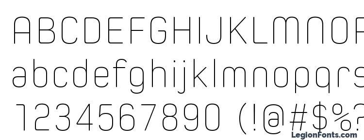 glyphs Spoon Ultra Light font, сharacters Spoon Ultra Light font, symbols Spoon Ultra Light font, character map Spoon Ultra Light font, preview Spoon Ultra Light font, abc Spoon Ultra Light font, Spoon Ultra Light font
