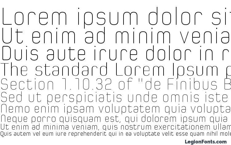specimens Spoon Ultra Light font, sample Spoon Ultra Light font, an example of writing Spoon Ultra Light font, review Spoon Ultra Light font, preview Spoon Ultra Light font, Spoon Ultra Light font