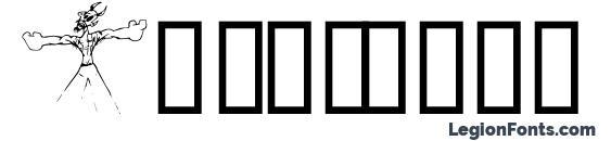 Sporkbats Two Font