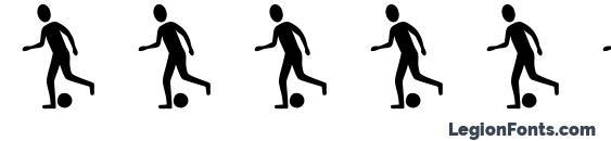шрифт Sportsfi, бесплатный шрифт Sportsfi, предварительный просмотр шрифта Sportsfi