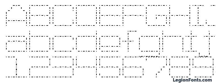 глифы шрифта Spot matrix, символы шрифта Spot matrix, символьная карта шрифта Spot matrix, предварительный просмотр шрифта Spot matrix, алфавит шрифта Spot matrix, шрифт Spot matrix