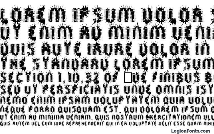 образцы шрифта Spräckaren, образец шрифта Spräckaren, пример написания шрифта Spräckaren, просмотр шрифта Spräckaren, предосмотр шрифта Spräckaren, шрифт Spräckaren
