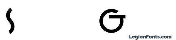 шрифт SpringGarden Bo, бесплатный шрифт SpringGarden Bo, предварительный просмотр шрифта SpringGarden Bo