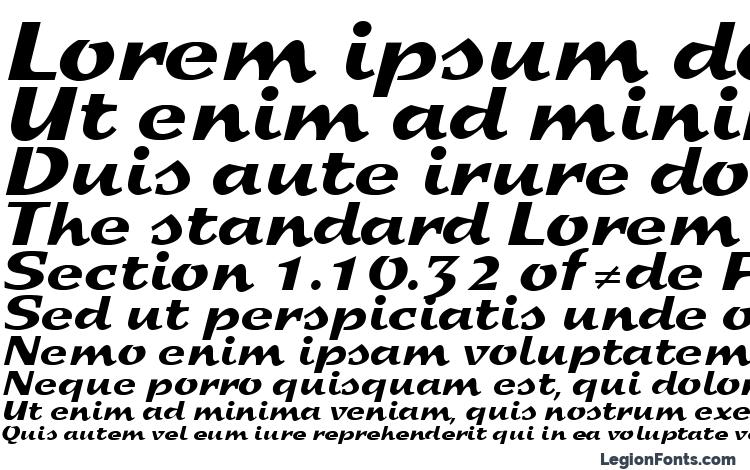 specimens Sprint DB font, sample Sprint DB font, an example of writing Sprint DB font, review Sprint DB font, preview Sprint DB font, Sprint DB font