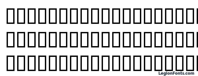 glyphs SpruceByingtonSH font, сharacters SpruceByingtonSH font, symbols SpruceByingtonSH font, character map SpruceByingtonSH font, preview SpruceByingtonSH font, abc SpruceByingtonSH font, SpruceByingtonSH font