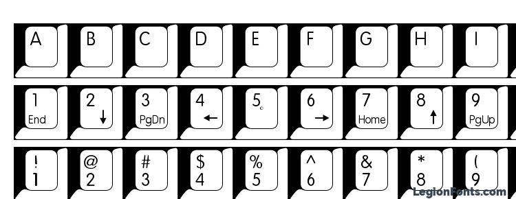 glyphs Spslkeys font, сharacters Spslkeys font, symbols Spslkeys font, character map Spslkeys font, preview Spslkeys font, abc Spslkeys font, Spslkeys font