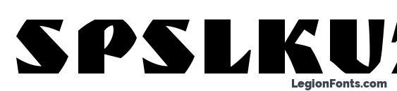 Spslkuzanyan Font