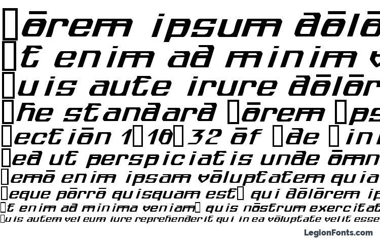specimens spuknik font, sample spuknik font, an example of writing spuknik font, review spuknik font, preview spuknik font, spuknik font