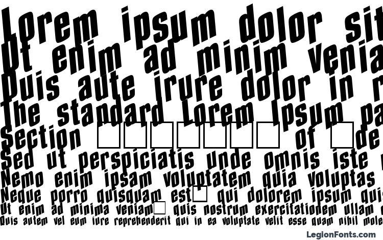specimens Spund font, sample Spund font, an example of writing Spund font, review Spund font, preview Spund font, Spund font