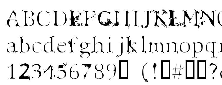 глифы шрифта Spyhink, символы шрифта Spyhink, символьная карта шрифта Spyhink, предварительный просмотр шрифта Spyhink, алфавит шрифта Spyhink, шрифт Spyhink