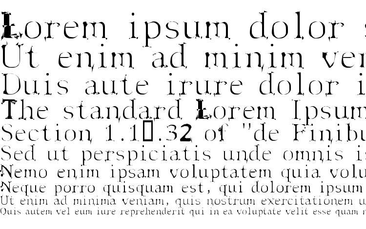 образцы шрифта Spyhink, образец шрифта Spyhink, пример написания шрифта Spyhink, просмотр шрифта Spyhink, предосмотр шрифта Spyhink, шрифт Spyhink